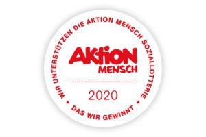 Siegel Aktion Mensch 2020