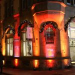 Expolite TourLED 42cm_Hausfassade
