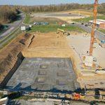 5Neubau mmsAG_Baufortschritt Bodenplatte