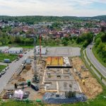 1Neubau mmsAG Baufortschritt 05 Mai 2020