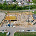 2Neubau mmsAG Baufortschritt 05 Mai 2020