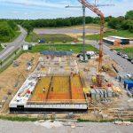4Neubau mmsAG Baufortschritt 05 Mai 2020