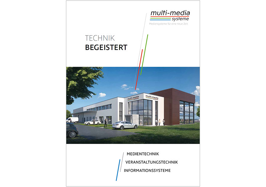 Kurzbroschüre multi-media systeme AG