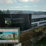 Neubau Showroom multi-media systeme AG 24. November 2020