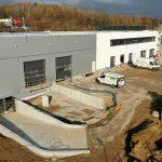 Neubau Tiefgarageneinfahrt multi-media systeme AG 24. November 2020