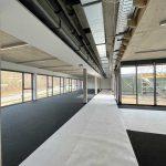 Neubau multi-media systeme Innenausbau Erdgeschoss