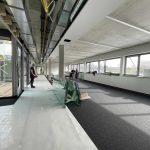 Neubau multi-media systeme Innenausbau Glas