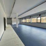Neubau der multi-media systeme AG mit Großraumbüro