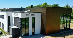 Firmensitz der multi-media systeme AG