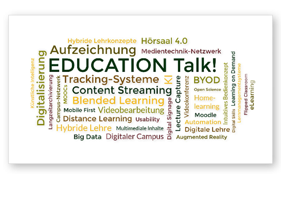 EDUCATION Talk! der AV-Solution Partner